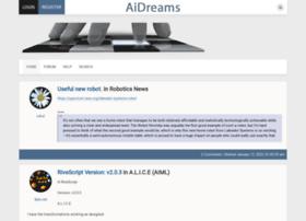 Aidreams.co.uk thumbnail