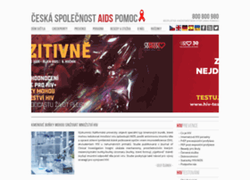 Aids-pomoc.cz thumbnail