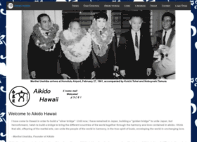Aikidohawaii.org thumbnail