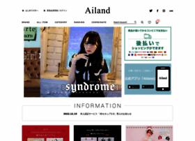 Ailand-store.jp thumbnail