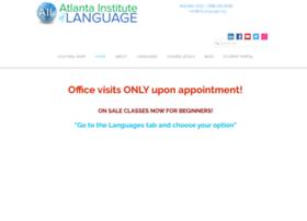 Ailanguage.org thumbnail