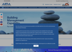 Aima-ind.org thumbnail