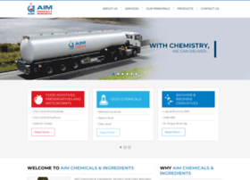 Aimchemicals.in thumbnail
