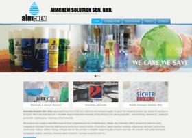 Aimchemsol.com.my thumbnail