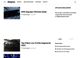 Aimprac.com thumbnail