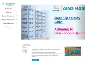 Aimshospital.co.in thumbnail