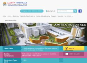 Aimshospital.org thumbnail