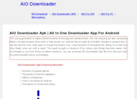 Aiodownloader.org thumbnail