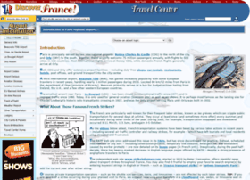 Air-travel.discoverfrance.net thumbnail
