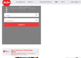 Airasia Com My At Wi Airasia Malaysia Book Cheap Flights Online To Over 120 Destinations