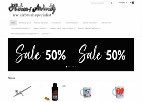 Airbrushwinkel.nl thumbnail