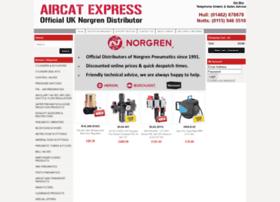 Aircatexpress.co.uk thumbnail
