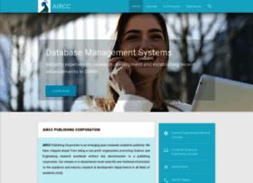 Airccse.org thumbnail