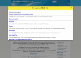Airdmedicalpractice.co.uk thumbnail
