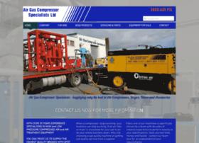 Airgascompressors.co.nz thumbnail
