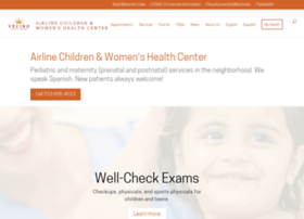Airlinechildrensclinic.org thumbnail
