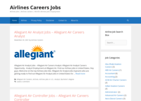 Airlinescareer.org thumbnail