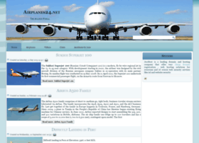 Airplanes24.net thumbnail