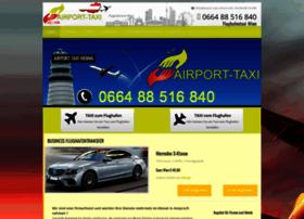 Airport-taxi-vienna.at thumbnail
