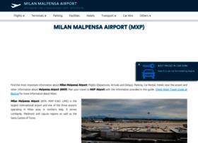 Airportmalpensa.com thumbnail