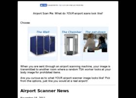 Airportscan.me thumbnail