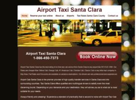 Airporttaxisantaclara.com thumbnail