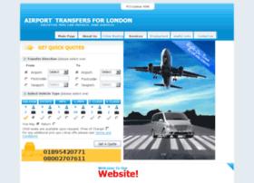 Airporttfl.co.uk thumbnail