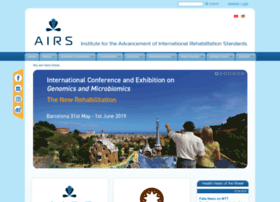 Airs-rehabstandards.net thumbnail