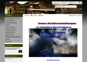 Airsoftcompany.at thumbnail