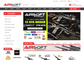 Airsoftmarket.com.tr thumbnail