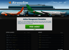 Airwaysim.com thumbnail