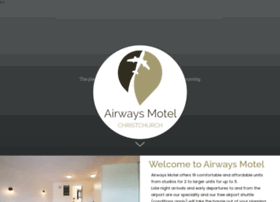 Airwaysmotel.co.nz thumbnail