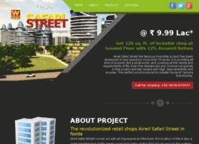 Airwilsafaristreet.in thumbnail