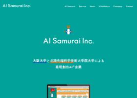 Aisamurai.co.jp thumbnail