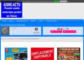 Aisne-actu.info thumbnail