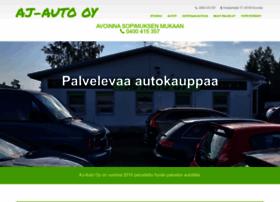 Aj-auto.net thumbnail
