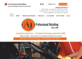 ajautodetailingcom at Website Informer Auto Detailing Car Cleaning kuPg6wiD