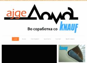 Ajdedoma.com.mk thumbnail