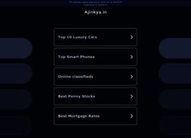 Ajinkya.in thumbnail