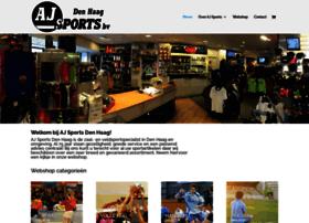 Ajsports.nl thumbnail