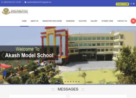 Akashmodelschool.in thumbnail