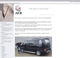 Akbklussenbedrijf.nl thumbnail