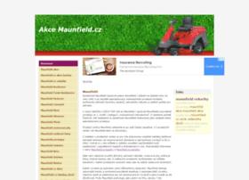 Akce-maunfield.cz thumbnail