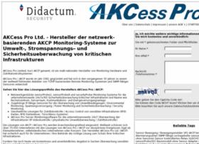 Akcess-server.de thumbnail