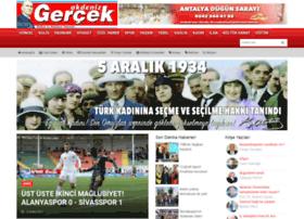 Akdenizgercek.com.tr thumbnail