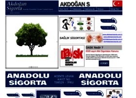 Akdogansigorta.com.tr thumbnail