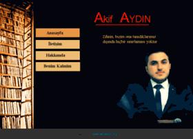 Akifaydin.org thumbnail