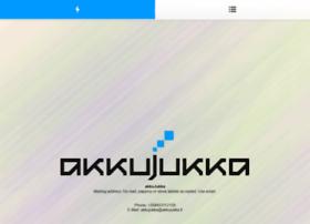 Akkujukka.fi thumbnail