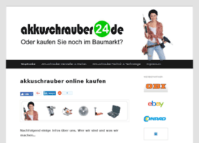 Akkuschrauber24.de thumbnail