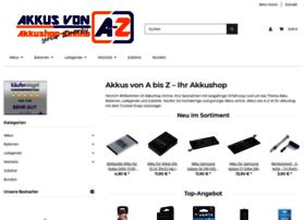 Akkushop-online.de thumbnail